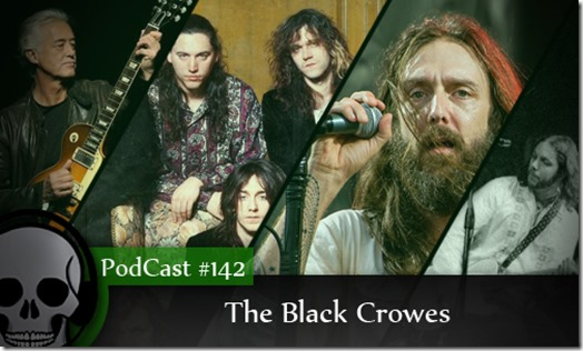 Capa Black Crowes