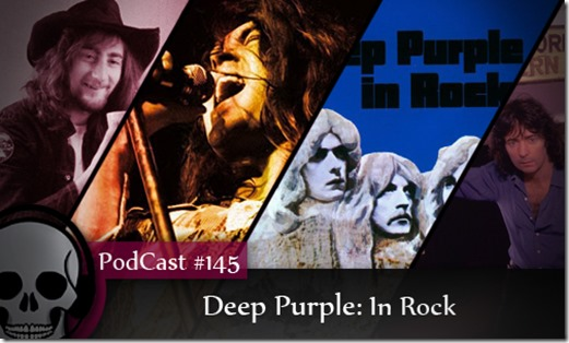 Capa Deep Purple In Rock