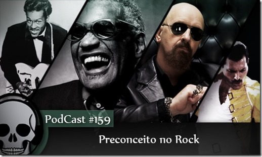Banner Preconceito no Rock