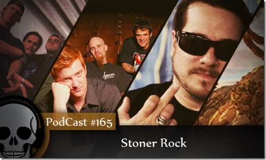 Capa Stoner Rock